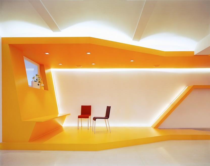 Daneshgar Architects, Wellnessbereich, Wien