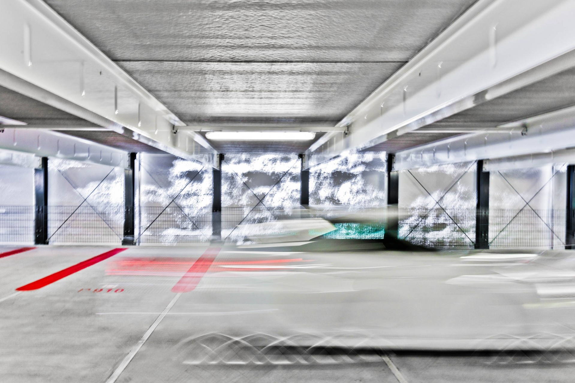 München, Parkhaus Neue Balan