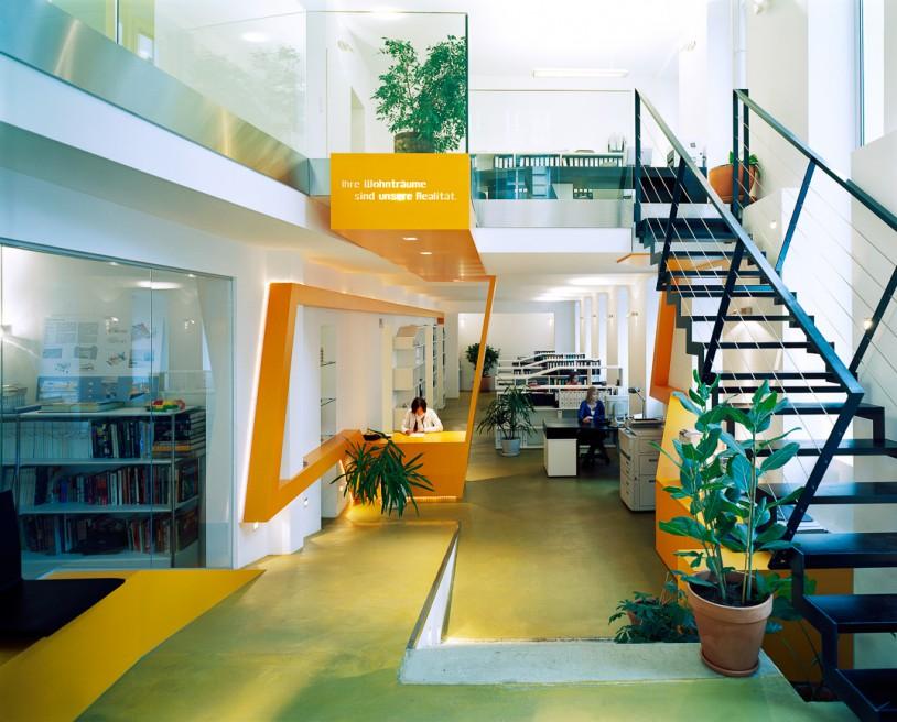 Daneshgar Architects, Amtshausgasse, Wien