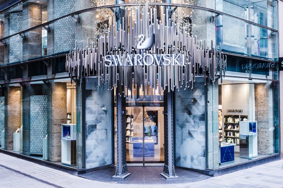 Swarovski, Wien
