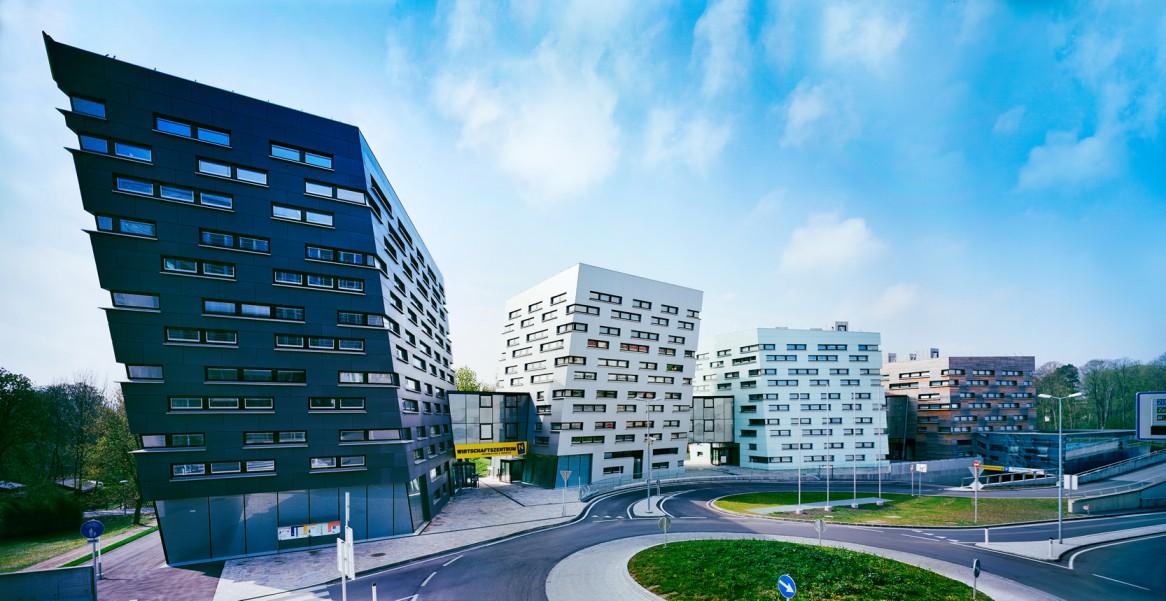 Wirtschafts-zentrum, Sankt Pölten