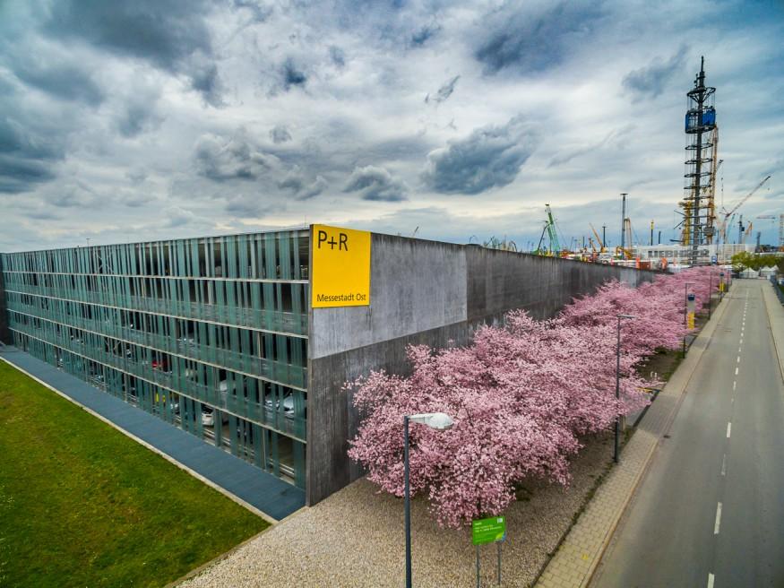 bauma Aufbau, München